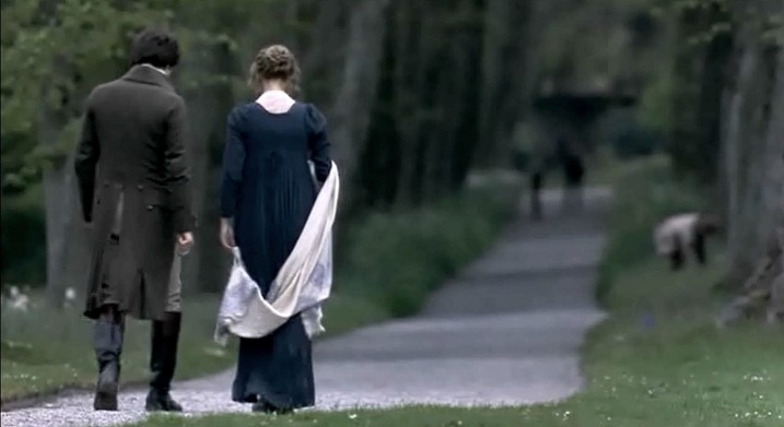 Edward and Eleanor Walking 5d