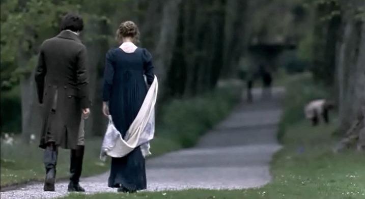 Edward and Eleanor Walking 5d