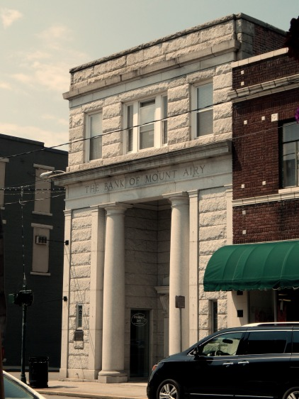 Bank of Mount Airy