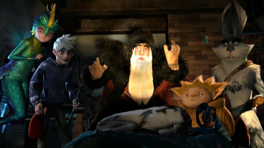 Image result for rise of the guardians movie