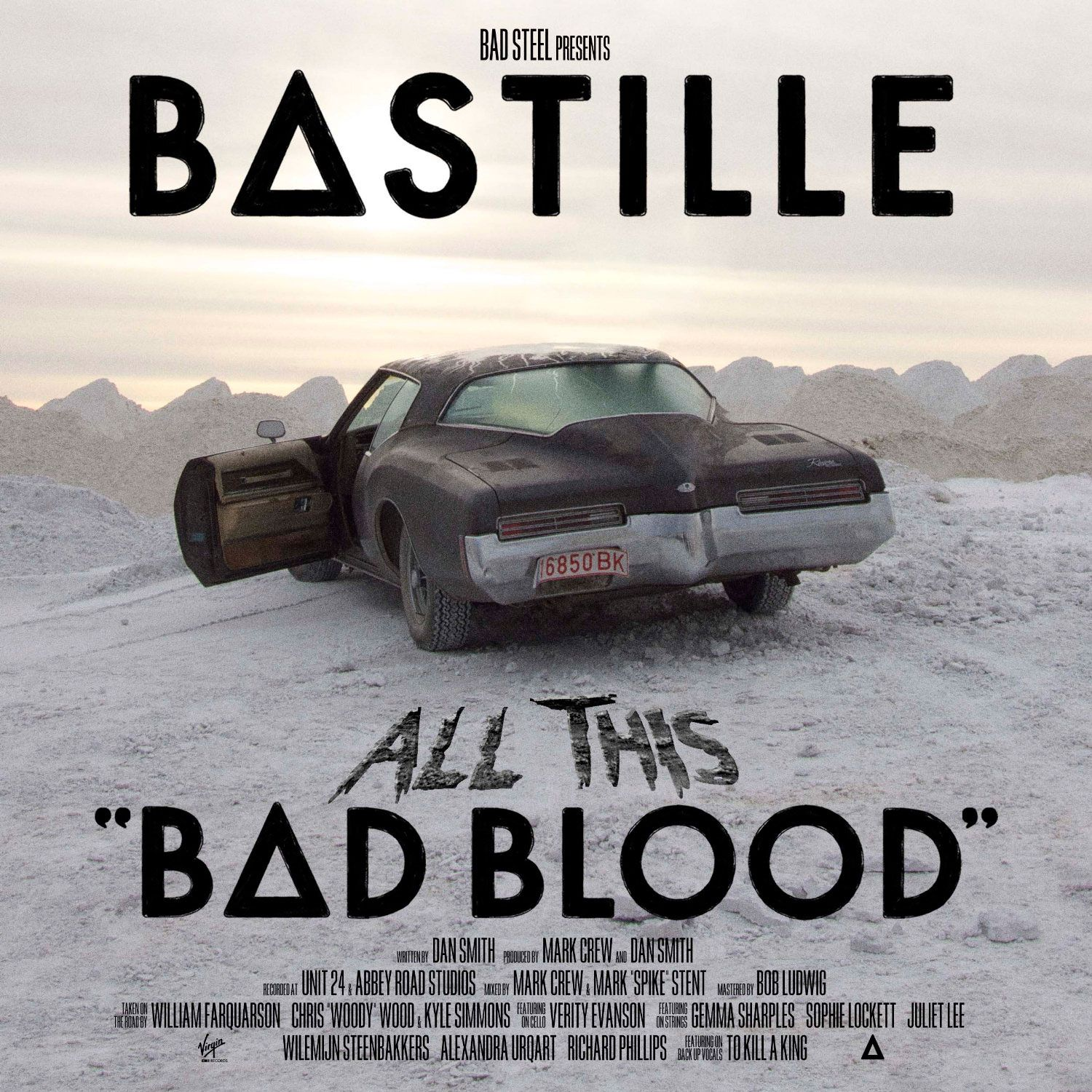 All this bad blood deluxe edition cd2 cover