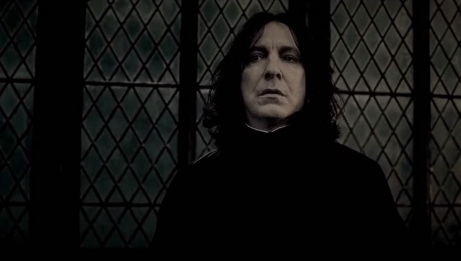 every-snape-scene-laser-time